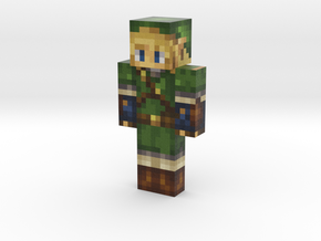 lynavere | Minecraft toy in Natural Full Color Sandstone