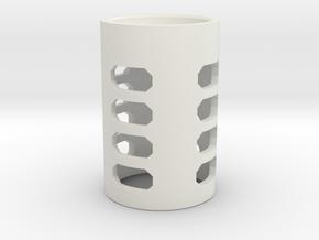 PPV2 - Mainblade Shinethru Plug in White Natural Versatile Plastic