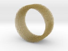 neova_core_hexacore2 in Natural Brass