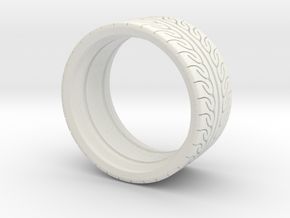 Neova Tire Hexacore Light in White Natural Versatile Plastic