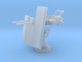 1/144 DKM Double 20mm C/30 Flak w. Shield in Smooth Fine Detail Plastic
