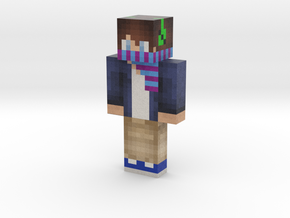 deadlysnow1 | Minecraft toy in Natural Full Color Sandstone