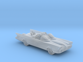 1966 Batmobile 160 scale in Smooth Fine Detail Plastic