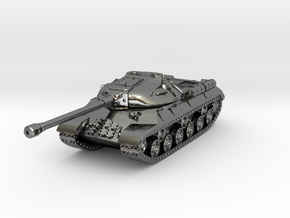 Tank - IS-3 / Object 703 - size Small in Fine Detail Polished Silver