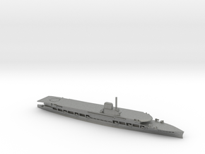 British Courageous-Class Aircraft Carrier in Gray PA12