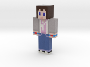 mellamosabrina | Minecraft toy in Natural Full Color Sandstone