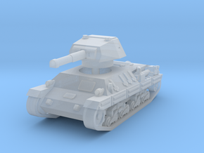 P-40 Heavy Tank 1/200 in Smooth Fine Detail Plastic
