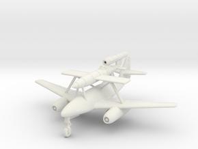 (1:144) Messerschmitt Me 262/Fi-103R Mistel in White Natural Versatile Plastic