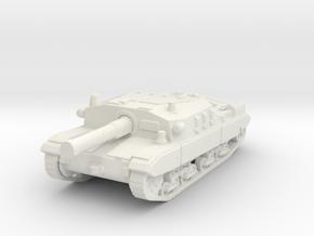 Semovente M43 1051/120 in White Natural Versatile Plastic