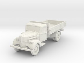Ford V3000 early (open) 1/120 in White Natural Versatile Plastic