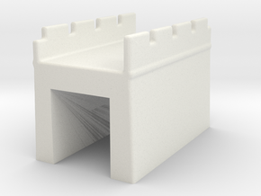 the grat wall of china 6mm 1/285 s  in White Natural Versatile Plastic