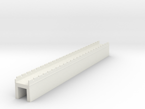 the grat wall of china 6mm 1/285 L in White Natural Versatile Plastic