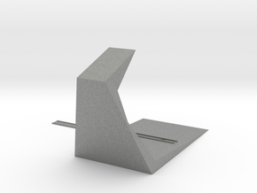 headset stand mrk-1 in Gray PA12: Small