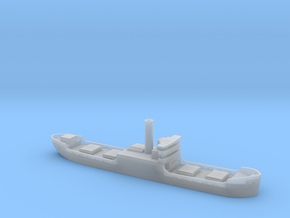 ship450 in Smooth Fine Detail Plastic