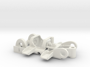PDU030PK08250 in White Natural Versatile Plastic