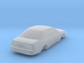 1/50 Scale 1997-2001 Toyota Camry in Smooth Fine Detail Plastic