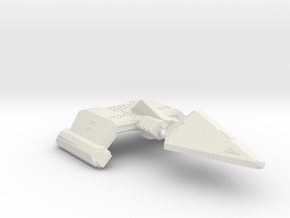 3788 Scale Neo-Tholian Medium Cruiser SRZ in White Natural Versatile Plastic