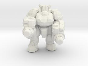Starcraft 1/60 Terran Heavy Marauder small 4 games in White Natural Versatile Plastic