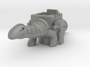 Rairyu TitanMaster Shell in Gray PA12: Extra Small
