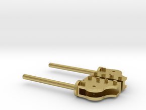 1:20.3 D&RGW C-18 Crossheads in Natural Brass