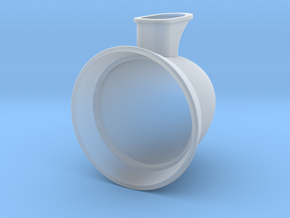 full in Smooth Fine Detail Plastic