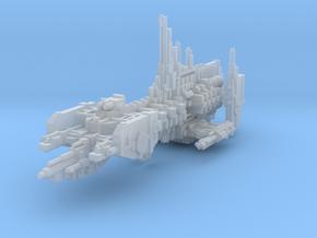 Strike Cruiser mk.2 (1.7x) in Smooth Fine Detail Plastic