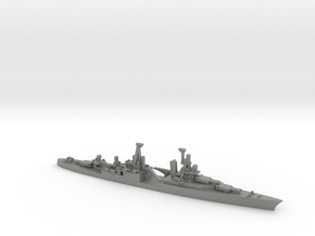 US Portland-Class Cruiser in Gray Professional Plastic