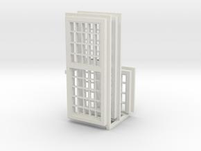 eelko raam klein 87 in White Natural Versatile Plastic