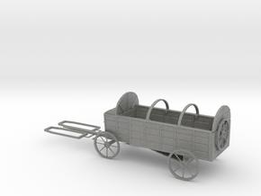 TT Scale Hay Wagon in Gray PA12