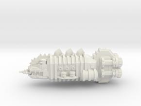 ! - Lite Kruiser - Concept C in White Natural Versatile Plastic
