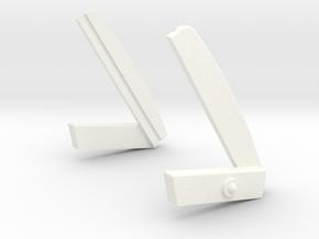 F16 COCKPIT SKYMASTER (M) in White Processed Versatile Plastic