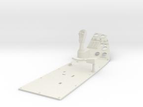 F16 COCKPIT SKYMASTER (F) in White Natural Versatile Plastic