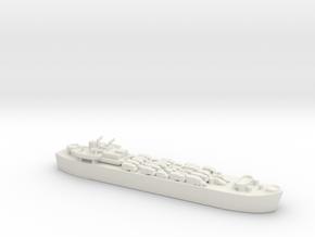 landing ship tank MK3 LST MK3 1/1200 2  in White Natural Versatile Plastic