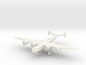 1/200 Fw-191C in White Natural Versatile Plastic