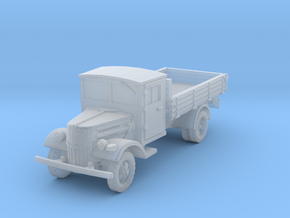 Ford V3000 late (open) 1/56 in Smooth Fine Detail Plastic