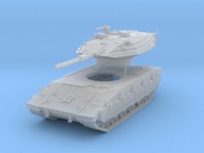 Merkava Mk 4 MTB Scale: 1:160 (v2) in Smooth Fine Detail Plastic