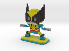 Wolverine 2019 in Natural Full Color Sandstone