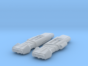 1000 PEA Stormbird Nacelles in Smooth Fine Detail Plastic