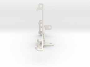 Realme 3 tripod & stabilizer mount in White Natural Versatile Plastic