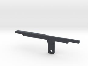 ThumbRail (Bridge)-fits Fender Amer Elite Jazz Ba in Black PA12