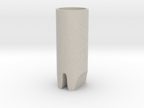 Archery Nock Replacement in Natural Sandstone