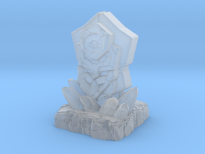 Ancient Cybertronian Tablet in Smooth Fine Detail Plastic: Small