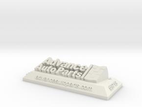 AAP-4 in White Natural Versatile Plastic