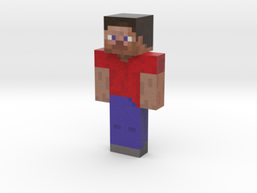Forej_Biscuit | Minecraft toy in Natural Full Color Sandstone