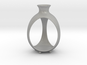 Candle holder | Bud in Aluminum