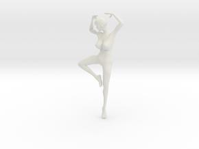 Printle L Femme 319 - 1/35 - wob in White Natural Versatile Plastic