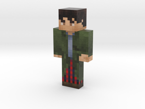 __ArthurDent__ | Minecraft toy in Natural Full Color Sandstone