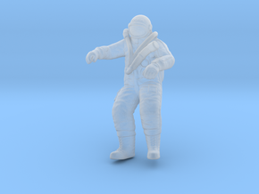 Alexei Leonow Space Walk 1:72 in Smoothest Fine Detail Plastic