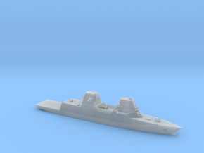 Omega Frigate RNLN in Smooth Fine Detail Plastic: 1:700