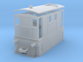 OO Scale LNER Y6/GER G15 Tram Engine in Smooth Fine Detail Plastic